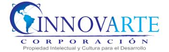 Logo de Corporación Innovarte